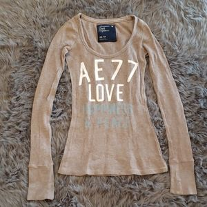 XS American Eagle Outfitters long sleeve tee